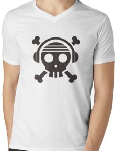 One Piece Podcast - Minimalist Logo Mens V-Neck T-Shirt