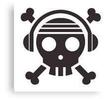 One Piece Podcast - Minimalist Logo Canvas Print