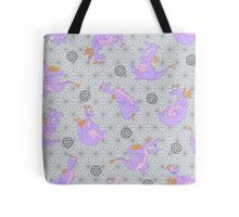 Figment SSE pattern Tote Bag