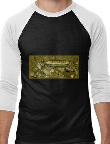 In The Mid-Century Kitchen Men's Baseball ¾ T-Shirt