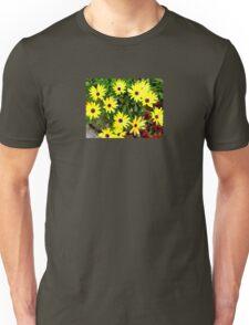 Yellow Bursts! Unisex T-Shirt