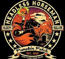 Headless Horseman Logo by koolaid-girl