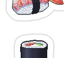 Sushi Pixel Art Sticker