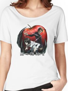 Death Note Women's Relaxed Fit T-Shirt