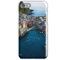The Colourful Cinque Terre iPhone Case/Skin