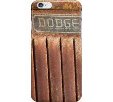 Dodge Brothers iPhone Case/Skin