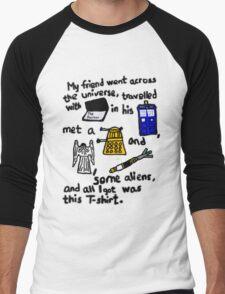 Tourist Doctor Who Tee 2 T-Shirt