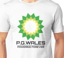 PGWALES - Powering Forever Unisex T-Shirt