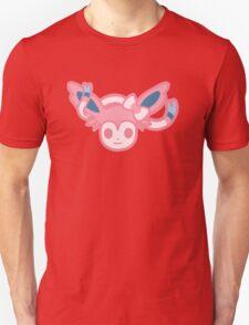 Sylveon Face Unisex T-Shirt