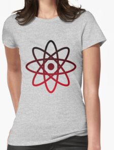 The Atomic Gaming Collection I  Womens Fitted T-Shirt