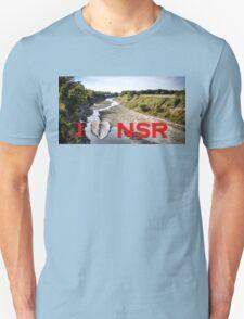 I heart NSR Unisex T-Shirt