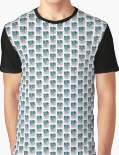 Flowers in Vase Graphic T-Shirt