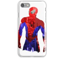 Spider-Man New York Double Exposure iPhone Case/Skin