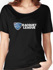 Racquet League Women's Relaxed Fit T-Shirt