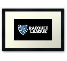 Racquet League Framed Print
