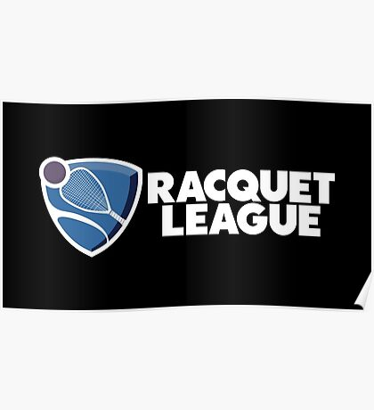 Racquet League Poster