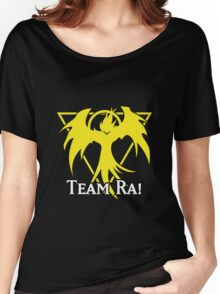 Team Ra - Yu-Gi-Oh! Women's Relaxed Fit T-Shirt