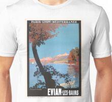 Evian Les Bain - Ezra Unisex T-Shirt