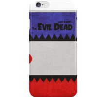 The Evil Dead iPhone Case/Skin