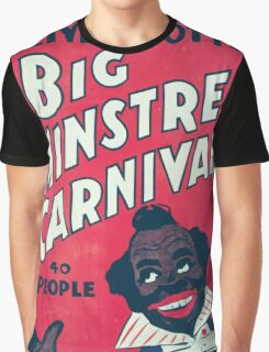 Performing Arts Posters Oliver Scotts Big Minstrel Carnival 40 people 2903 Graphic T-Shirt