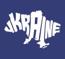 Ukraine White by seaning