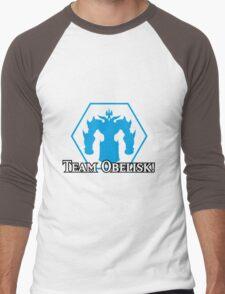 Team Obelisk - Yu-Gi-Oh! Men's Baseball ¾ T-Shirt