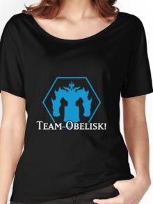 Team Obelisk - Yu-Gi-Oh! Women's Relaxed Fit T-Shirt