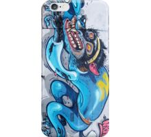 Graffiti Wall. iPhone Case/Skin
