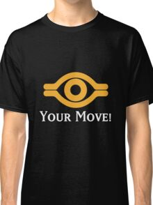 Your Move - Yu-Gi-Oh! Classic T-Shirt