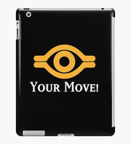 Your Move - Yu-Gi-Oh! iPad Case/Skin