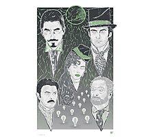 The Prestige - Green Variant Photographic Print