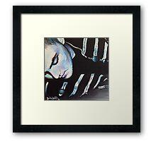 Black Parade Gerard Way Framed Print