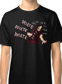 DELETE_EXE Classic T-Shirt