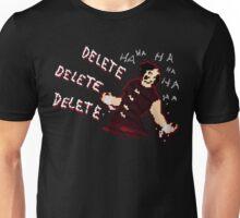 DELETE_EXE Unisex T-Shirt