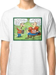 Fantasy Football Cartoon Classic T-Shirt