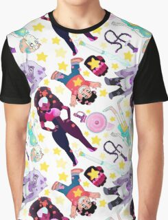 Crystal Gems Graphic T-Shirt
