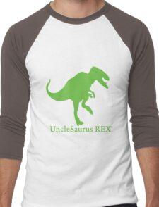 Unclesaurus Rex Men's Baseball ¾ T-Shirt