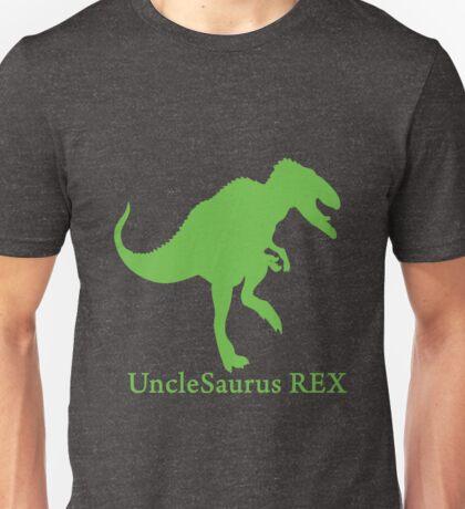 Unclesaurus Rex Unisex T-Shirt