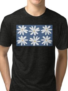 EARTH LAUGHS IN FLOWERS Tri-blend T-Shirt