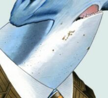 Business Shark Sticker