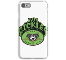mr pickles iPhone Case/Skin