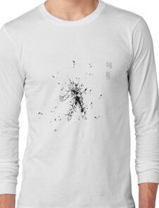 majin vegeta - DBZ Long Sleeve T-Shirt