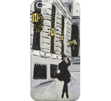 A day at the plaza  iPhone Case/Skin