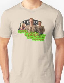 Sheriff Cable and the Deer Meadow Department Unisex T-Shirt