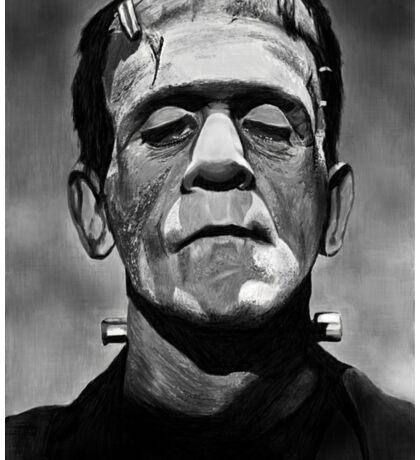 Frankenstein's Monster Sticker