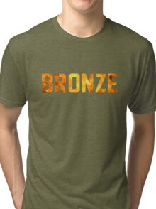 Bronze Tier  Tri-blend T-Shirt