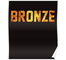 Bronze Tier  Poster