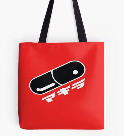 Akira pill Tote Bag