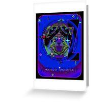 *Magic Circle* Greeting Card