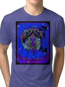 *Magic Circle* Tri-blend T-Shirt
